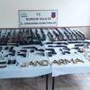 Burdur Merkezli 3 İlde Eş Zamanlı 'Yasadışı Silah Ticareti' Operasyonu: 9 Gözaltı