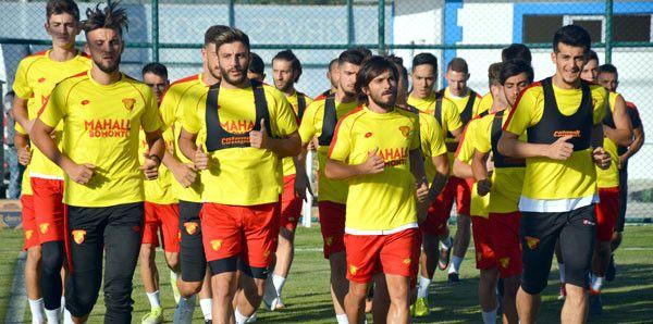 Göztepe, İlk Hazırlık Maçında Yarın Alanyaspor ile Karşılaşacak