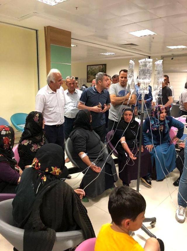 Tokat'ta 73 Kişi Yedikleri Yemekten Zehirlendi