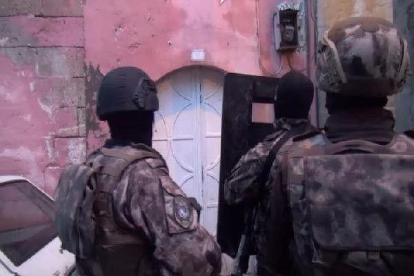 Şanlıurfa'da Terör Propagandasına 8 Gözaltı