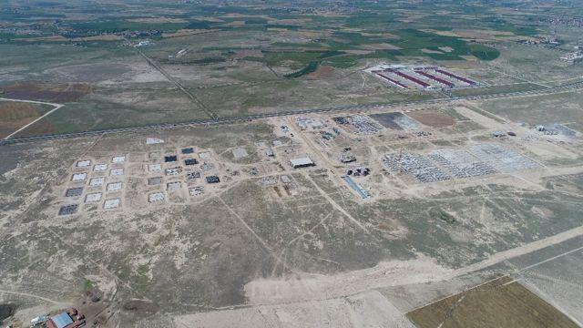 Aksaray'a 519 Milyon TL'lik En Yüksek Güvenlikli Cezaevi Kampüsü