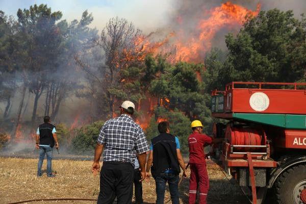 Buca'daki Yangınla İlgili Suriye Uyruklu İşçi Gözaltında
