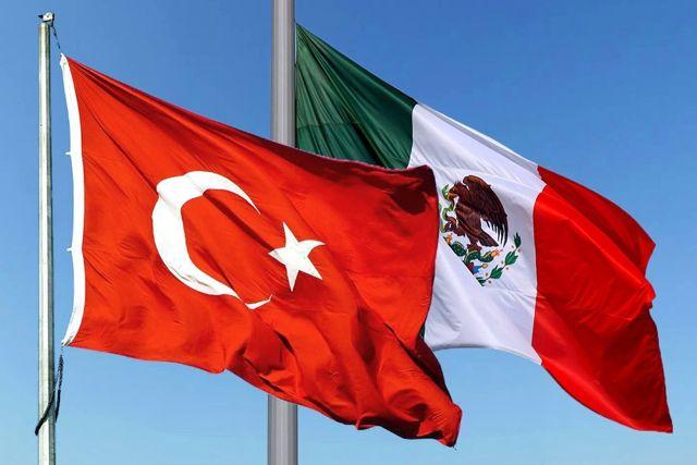 Meksika'dan Türkiye Mesajı