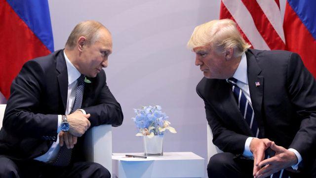Trump-Putin Görüşmesi, Rus İstihbaratçılara Yönelik Suçlamalara Rağmen 'Planlandığı Gibi...
