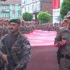 15 Temmuz Demokrasi ve Milli Birlik Günü Kapsamında Yürüyüş Gerçekleştirildi