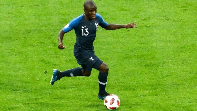 Dünya Kupası 2018: Fransa'nın Görünmez Kahramanı N'golo Kante
