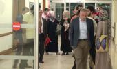 İstanbul İsrail'de Tutuklanan Ebru Özkan Yurda Döndü Hd