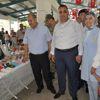 Tarsus'ta Hanımeli Pazarı Açıldı