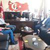 Bölge Birlik Başkanından Başmakçı Belediyesine Ziyaret