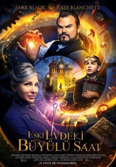 The House With A Clock İn İts Walls Filmi