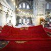 Fatih Camisi, Tarihi Halılarına Yeniden Kavuşuyor