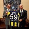 İngiltere'nin Ankara Büyükelçisi Chilcott'tan Ali Koç'a Ziyaret