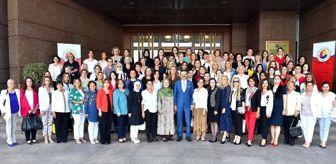 TOBB Kadın Girişimciler Kurulu, TOBB Başkanı Rifat ...