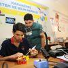 Gençlerden Kodlama ve Robotik Tasarlama Kursuna İlgi