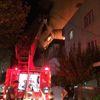 Manisa'da İş Yeri Yangını