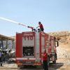 Şanlıurfa'da İplik Fabrikasında Yangın