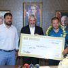 Kırkpınar Üçüncüsü Serhat Balcı'ya 100 Bin Lira Ödül