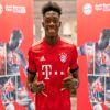 Bayern Münih, Alphonso Davies'i Açıkladı