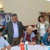 Başkan Özgüven, Hacı Adaylarıyla Bir Araya Geldi