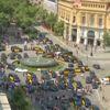 Barselonalı Taksicilerden Über Grevi