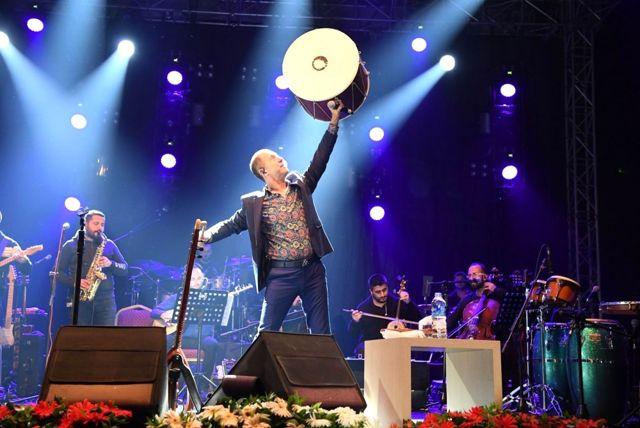 Feslikan Yaylası'nda Sümer Ezgü ve Funda Arar Konseri