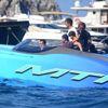 Acun Ilıcalı, Yeni Teknesiyle Fatih Terim'i Ziyaret Etti