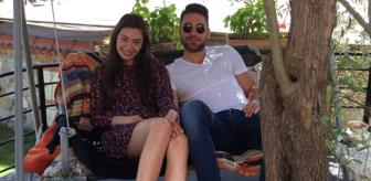 Çadır Kurarak Kamp Tatili Yapan Neslihan Atagül ve ...