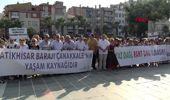 Çanakkale'de Çevrecilerden 'Gayri Sıhhi Müessese Ruhsatı' Tepkisi