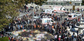 Ankara Garı Katliamında 9 Sanık 101'er Kez Ağırlaştırılmış Müebbet Hapis Cezasına Çarptırıldı