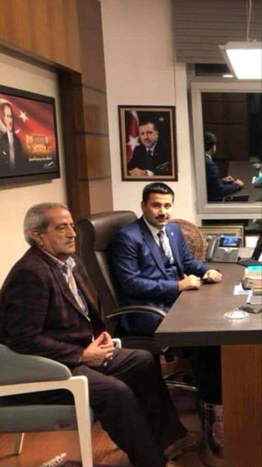 Milletvekili İbrahim Halil Yıldız'ın Amcası Kazada Öldü