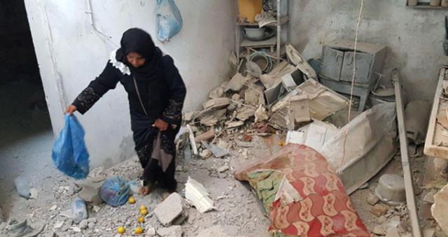 Israil Filistinli Hamile Kadını Ve 15 Yaşındaki çocuğunu şehit Etti