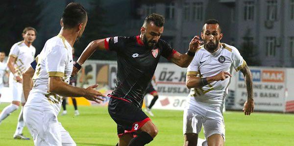 Boluspor-Osmanlıspor: 1-0