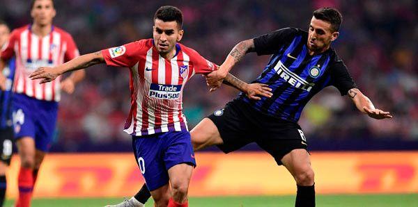Uluslararası Şampiyonlar Kupası Inter, Atletico Madrid'i 1-0 Mağlup Etti