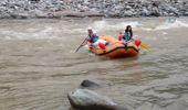 Rafting Milli Takım Antrenörü Nikahına Rafting Botu ile Gitti