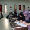 Sinanpaşa'da Yaşlılara Destek Eğitimi