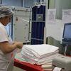 Şehir Hastanesinde Tekstil Ürünlerine