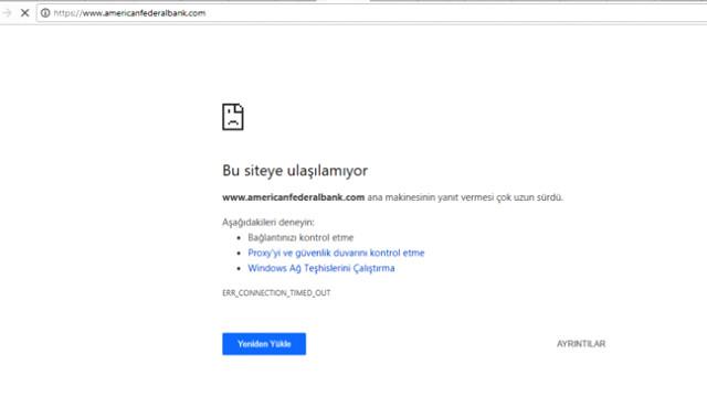 Türk hacker grubu Aslan Neferler Tim hacker, Amerika'nın en önemli kuruluşlarından Amerika Federal Bankası'nın internet sitesini hackledi. Kullanıcılar, bankanın internet sitesine saatlerce erişim sağlayamadı. | Sungurlu Haber