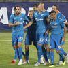 Rus Temsilcisi Zenit, Dinamo Minsk'i 8-1 Mağlup Etti
