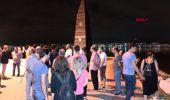 Kocaeli - 17 Ağustos Depremi'nin Merkez Üssünde Deprem Şehitleri Anıldı