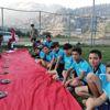 Kızıldağ Yaylasında Futbol Okulu Öğrencilerine Kebap Ziyafeti