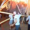 Oduncular Pazarı'nda Korkutan Yangın... Yangına Toma'lar da Müdahale Ediyor