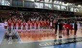 Voleybol: Gloria Cup Kadınlar Voleybol Turnuvası - Türkiye: 3 - Azerbaycan: 0