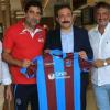 Ankara Emniyet Müdürü Yılmaz'dan Trabzonspor'a Ziyaret