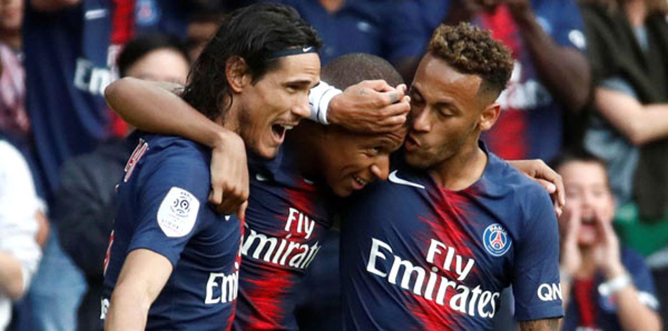 Psg-Angers: 3-1 - Spor