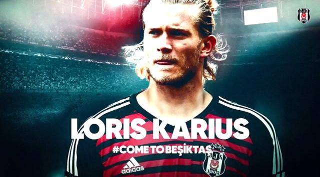 Son dakika: Beşiktaş transferi açıkladı Loris Karius geliyor 18