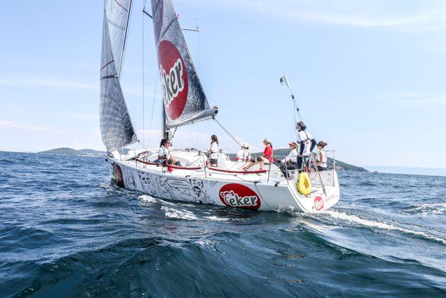 Deniz Kızı Ulusal Kadın Yelken Kupası 3 Yaşında
