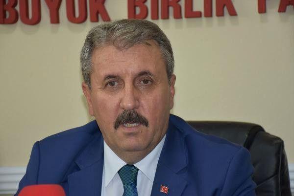 BBP Lideri Destici: Türkiye, Yeni Göç Dalgasıyla Karşı Karşıya Kalabilir
