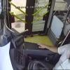 Otobüsü Durdurup Görme Engelliye Yardım Etti