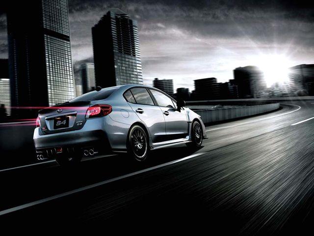Subaru Wrx S4 Karşınızda