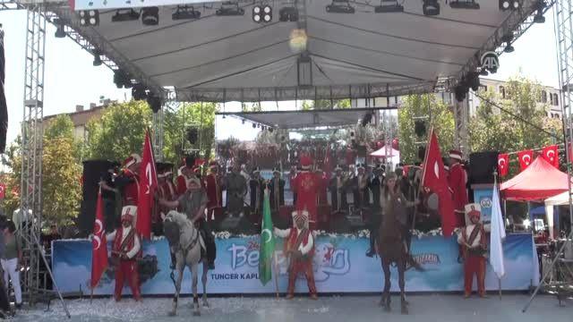 Beypazarı'nda Festival Coşkusu